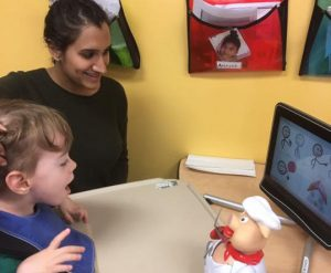 Speech Therapy at iHope!