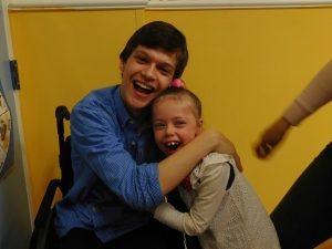 Micah Fowler Visits iHOPE 5/17/17